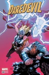 [Daredevil #600 (Yu Mighty Thor Variant) (Legacy) (Product Image)]
