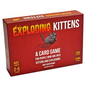 [Exploding Kittens: Original Edition (Product Image)]