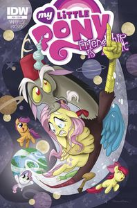 [My Little Pony: Friendship Is Magic #24 (Product Image)]