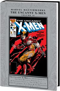 [Marvel Masterworks: Uncanny X-Men: Volume 14 (Hardcover) (Product Image)]