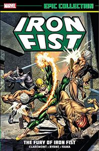 [Iron Fist: Epic Collection: Fury Of Iron Fist (Product Image)]