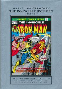 [Marvel Masterworks: Invincible Iron Man: Volume 9 (Product Image)]