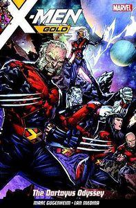 [X-Men Gold: Volume 3: The Dartayus Odyssey (Product Image)]
