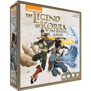 [The Legend Of Korra: Board Game: Pro-Bending Arena (Product Image)]