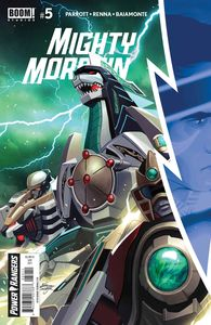 [Mighty Morphin #5 (Cover A Lee) (Product Image)]