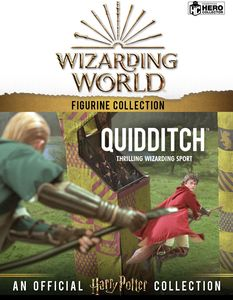 [Wizarding World Figurine Collection Special #7: Quiddich - Harry & Draco On Brooms (Product Image)]