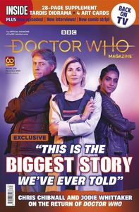 [Doctor Who Magazine #570 (Product Image)]