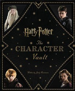 [Harry Potter: Character Vault (Hardcover) (Product Image)]