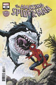 [Amazing Spider-Man #36 (Shalvey Venom Island Variant 2099) (Product Image)]