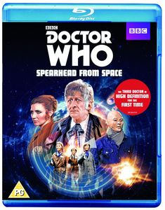 [Doctor Who: Spearhead From Space (Special Edition - Blu-Ray) (Product Image)]