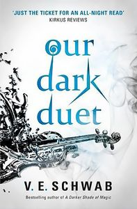 [Monsters Of Verity: Book 2: Our Dark Duet (Product Image)]
