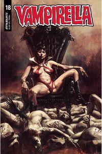 [Vampirella #18 (Cover C Mastrazzo) (Product Image)]
