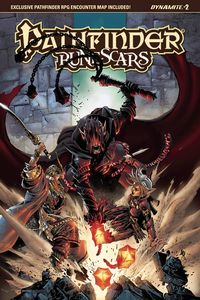 [Pathfinder: Runescars #2 (Cover A Lau) (Product Image)]