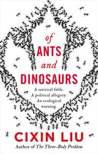 [Of Ants & Dinosaurs (Signed Edition Hardcover) (Product Image)]
