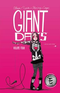 [Giant Days: Volume 4 (Product Image)]