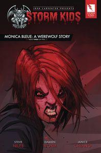 [Storm Kids: Monica Bleue: Werewolf Story #3 (Product Image)]