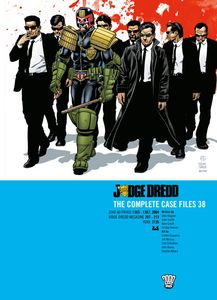 [Judge Dredd: The Complete Case Files: Volume 38 (Product Image)]