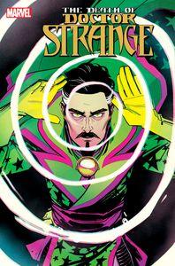 [The Death Of Doctor Strange #4 (Devils Reign Villain Variant) (Product Image)]