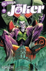 [Joker #1 (Cover A Guillem March) (Product Image)]