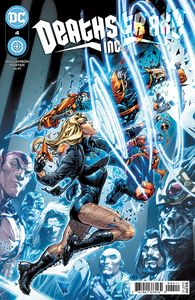 [Deathstroke Inc. #4 (Product Image)]