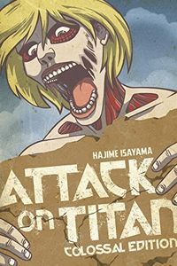 [Attack On Titan: Colossal Edition: Volume 2 (Product Image)]
