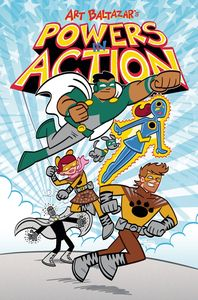 [Powers In Action #1 (Product Image)]