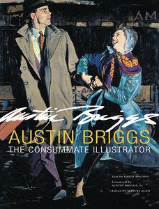 [Austin Briggs: The Consummate Illustrator (Hardcover) (Product Image)]