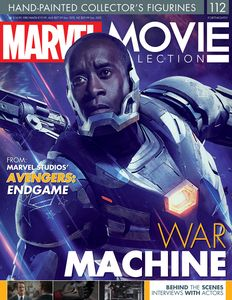 [Marvel Movie Collection #112: War Machine (Product Image)]