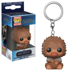 [Fantastic Beasts: The Crimes Of Grindelwald: Pocket Pop! Vinyl Keychain: Baby Niffler (Tan) (Product Image)]