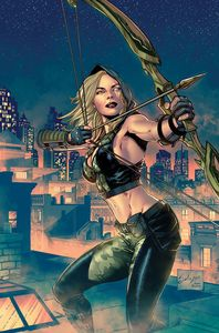 [Robyn Hood: Iron Maiden One Shot #1 (Cover A Salazar) (Product Image)]