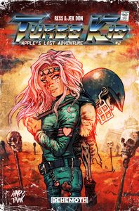 [Turbo Kid: Apple's Lost Adventure #2 (Cover A Dion) (Product Image)]