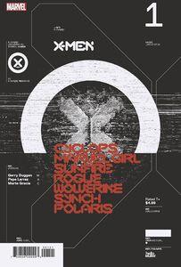 [X-Men #1 (Muller Design Variant) (Product Image)]