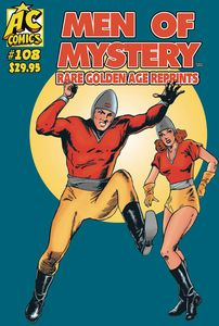 [Men Of Mystery #108 (Product Image)]
