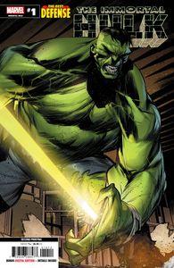 [Defenders: Immortal Hulk #1 (2nd Printing Di Meo Variant) (Product Image)]