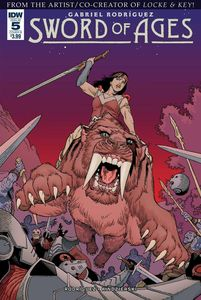 [Sword Of Ages #5 (Cover B Rodriguez) (Product Image)]