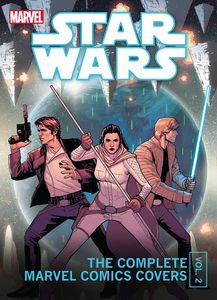 [Star Wars: The Complete Marvel Comics Covers: Volume 2 (Mini Book Hardcover) (Product Image)]