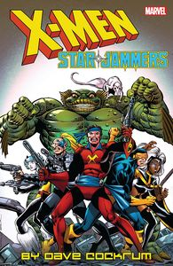 [X-Men: Starjammers By Dave Cockrum (Product Image)]