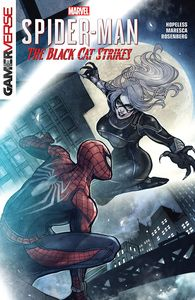 [Marvels Spider-Man: Black Cat Strikes (Product Image)]