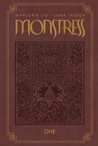 [Monstress: Volume 1 (Deluxe Signed Limited Edition Hardcover) (Product Image)]