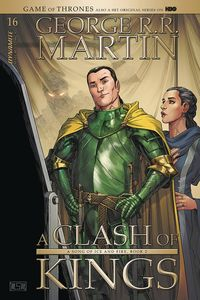 [Game Of Thrones: Clash Of Kings #16 (Cover A Miller) (Product Image)]