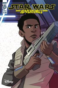 [Star Wars Adventures #32 (Cover A Florean) (Product Image)]