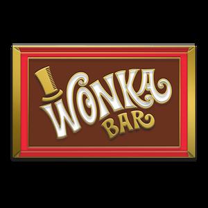 [Willy Wonka & The Chocolate Factory: Enamel Pin Badge: Wonka Bar (Product Image)]