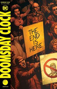 [Doomsday Clock #1 (Product Image)]