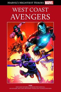 [Marvel's Mightiest Heroes: Volume 73: West Cost Avengers (Product Image)]