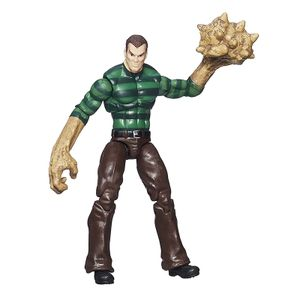 [Marvel Infinite: Wave 5 Action Figures: Classic Sandman (Product Image)]