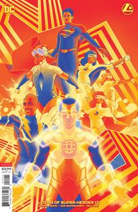 [Legion Of Super Heroes #12 (Matt Taylor Variant) (Product Image)]