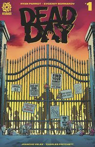 [Dead Day #1 (Cover A Clarke) (Product Image)]