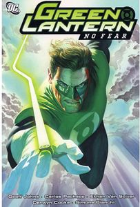 [Green Lantern: No Fear (Product Image)]