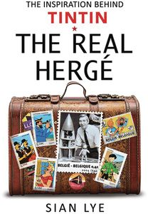 [The Real Herge: Inspiration Behind Tintin (Hardcover) (Product Image)]