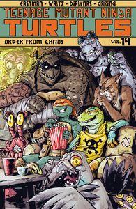 [Teenage Mutant Ninja Turtles: Volume 14: Order From Chaos (Product Image)]